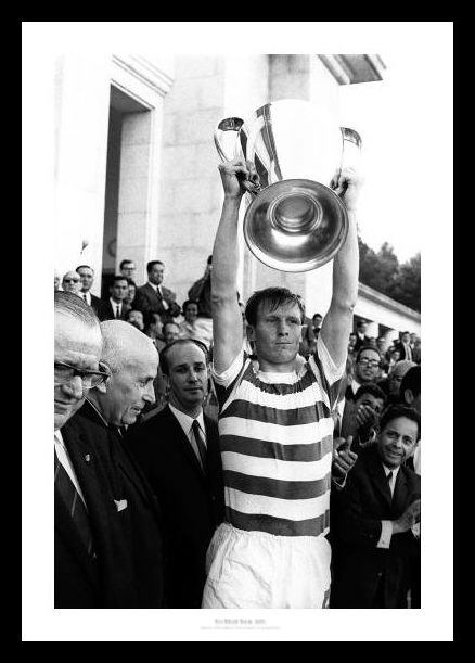 Billy Mcneill Lisbon Final Billy Mcneill Photo