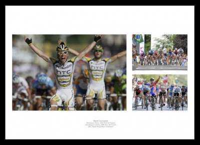 Mark Cavendish Cycling Legend Photo Memorabilia