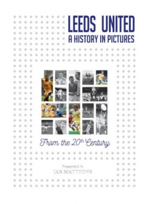 Leeds United - A History in Pictures Personalised Book