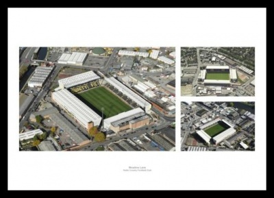 Meadow Lane Aerial Views - Notts County Stadium Photos