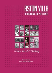 Aston Villa - A History in Pictures Personalised Book