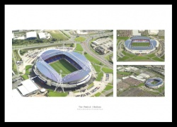 The Reebok Stadium Aerial Views - Bolton Wanderers Photo Memorabilia