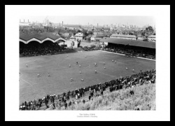Charlton Athletic Memorabilia - The Valley 1944 Stadium Photo