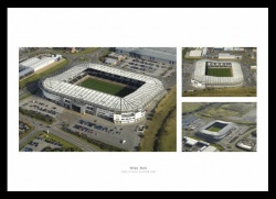 Pride Park Aerial Views - Derby County Stadium Photos