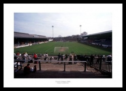Fulham FC Craven Cottage 'Match Day' 1996 Photo Memorabilia