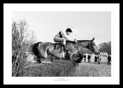 Arkle Print - 1965 King George V1 Chase Horse Racing Photo
