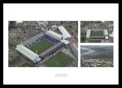 Portman Road Aerial Views - Ipswich Town Stadium Photos
