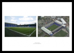 Ipswich Town Portman Road Stadium & Aerial View Photo Memorabilia