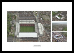 Anfield Stadium Aerial Views - Liverpool FC Stadium Photos
