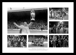 Liverpool FC - The Bob Paisley Years Photo Memorabilia