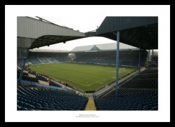 Sheffield Wednesday Inside Hillsborough Stadium Photo Memorabilia