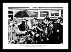 Manchester City 1970 European Cup Winners Cup Final Photo Memorabilia