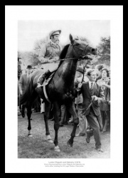 Nijinsky Photo - 1970 St Leger Stakes Horse Racing Memorabilia