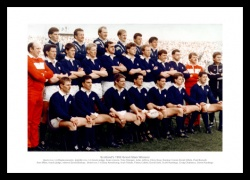 Scotland Rugby Team