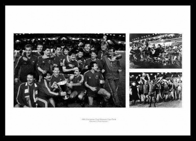 Aberdeen FC 1983 European Cup Winners Cup Final Photo Memorabilia