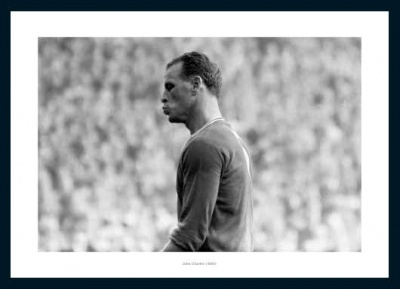John Charles Wales Football Legend 1963 Photo Memorabilia