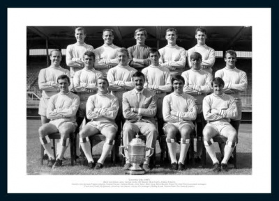 Coventry City 1967 Promotion Winning Team Photo Memorabilia