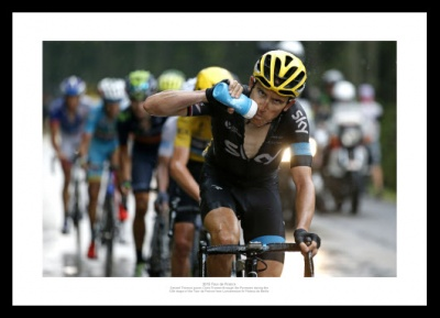 Geraint Thomas Photo - 2015 Tour de France Memorabilia