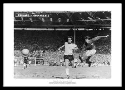 Geoff Hurst England 1966 World Cup Final Photo Memorabilia