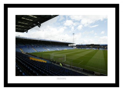 Portsmouth FC Fratton Park Stadium Photo