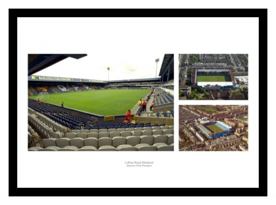QPR Loftus Road Stadium Photo Memorabilia