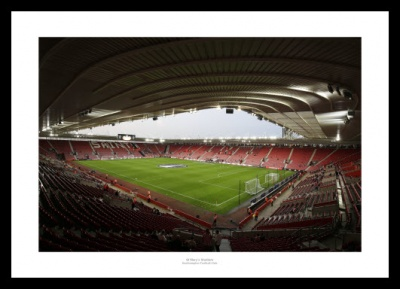 Southampton FC St Mary's Stadium Photo Memorabilia