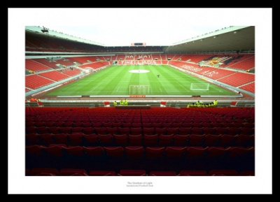 Sunderland AFC Stadium of Light Photo Memorabilia