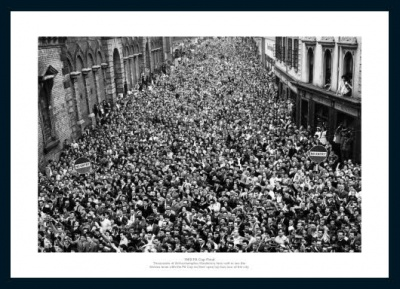 Wolverhampton Wanderers 1960 FA Cup Final Celebrations Photo Memorabilia