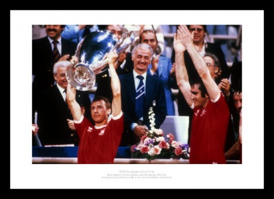 Nottingham Forest 1979 European Cup Final Photo