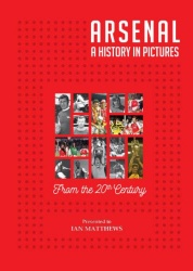 Arsenal FC - A History in Pictures Personalised Book