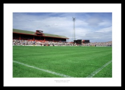 Oakwell Stadium 1987 Barnsley FC Photo Memorabilia