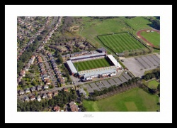 Bournemouth Dean Court Aerial Photo Memorabilia