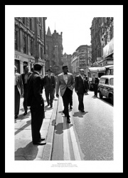 Muhammad Ali in London 1963 Boxing Photo Memorabilia