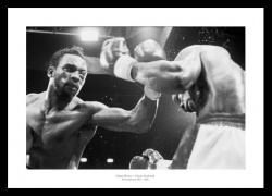 Nigel Benn v Chris Eubank 1990 Boxing Photo Memorabilia