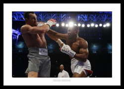 Anthony Joshua v Vladimir Klitschko 2017 Boxing Photo Memorabilia