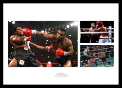 Mike Tyson Boxing Legends Photo Memorabilia