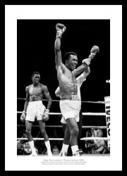 Sugar Ray Leonard v Thomas Hearns 1981 Boxing Photo Memorabilia