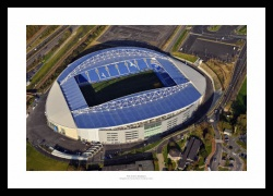 Brighton Amex Stadium Aerial Photo