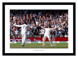 Ben Stokes England v Australia 2019 Ashes Series Cricket Photo Memorabilia