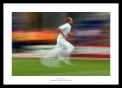 Stuart Broad England v Australia Ashes 2009 Photo Memorabilia