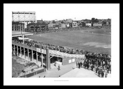 The Oval Cricket Ground 1947 Historic Photo Memorabilia