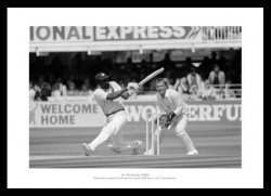 Viv Richards West Indies Cricket Legend Photo Memorabilia