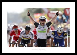 Mark Cavendish 2016 Tour de France Photo Memorabilia