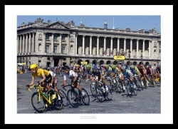 Bradley Wiggins & Mark Cavendish 2012 Tour de France Photo Memorabilia
