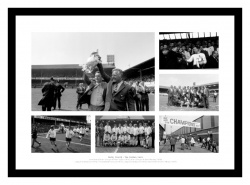 Derby County The Golden Years Photo Memorabilia