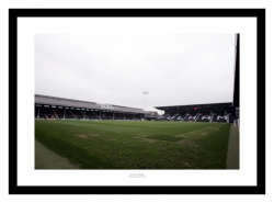 Fulham FC Inside Craven Cottage Stadium Photo