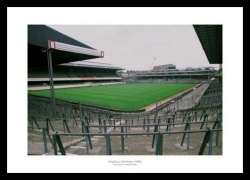 Highbury Stadium 1988 Photo Memorabilia