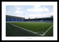 Ipswich Town Portman Road Stadium Photo Memorabilia