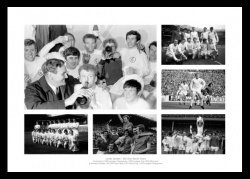 Leeds UnitedThe Don Revie Years Photo Memorabilia