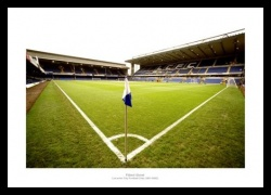 Filbert Street Stadium Leicester City Historic Photo Memorabilia